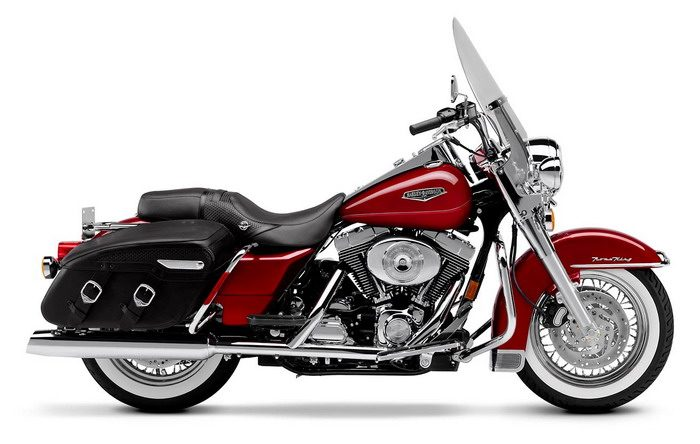 Harley-Davidson 1584 ROAD KING CLASSIC FLHRCI 2007 - 9