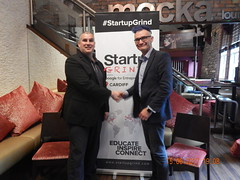 Startup Grind Cardiff Hosted Ian Tracey June 2017