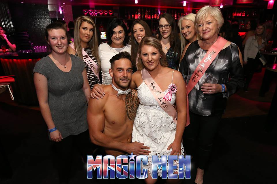 Hens Party Packages and Ideas at the Best Prices - Bare Nights