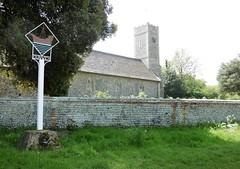 Dunwich village sign