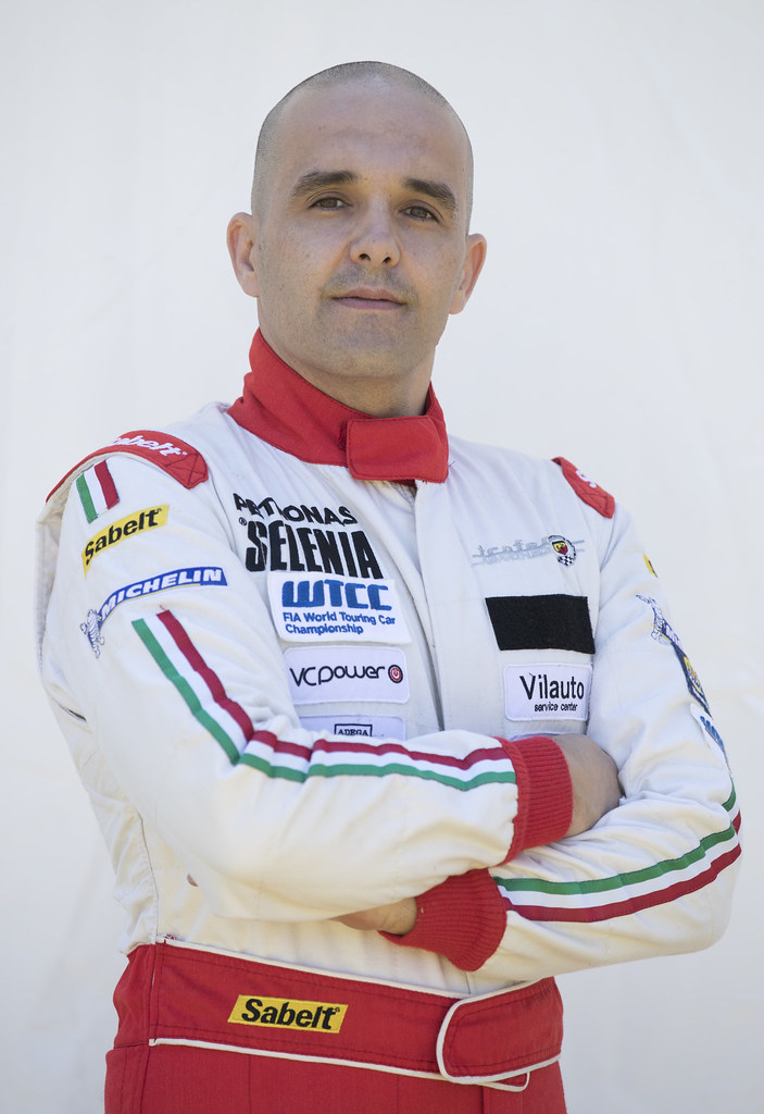 FERNANDES Manuel (PRT) Lada Vesta team RC Motorsport ambiance portrait during the 2017 FIA WTCC World Touring Car Championship race of Portugal, Vila Real from june 23 to 25 - Photo Gregory Lenormand / DPPI