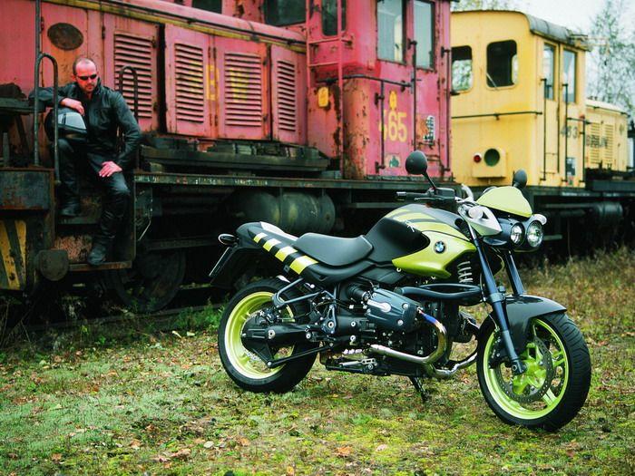 BMW R 1150 R  Rockster 2003 - 21