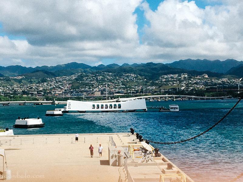 Kinh nghiệm du lịch Trân Châu Cảng Hawaii