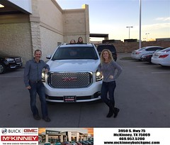 #HappyBirthday to Byron from Joshua Lewis at McKinney Buick GMC!