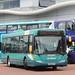 Arriva Midlands 3511 YN08HZY Wrexham bus station 3 July 2017