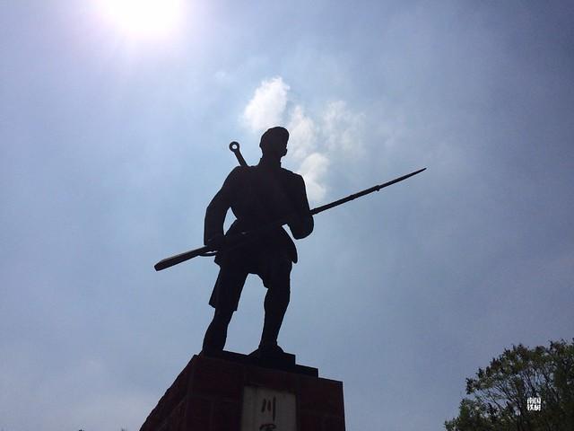 川军抗日英雄