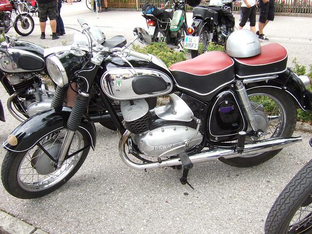 DKW RT 350 - 1957
