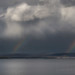 Storm over Yellowstone lake by PhotoArt Images