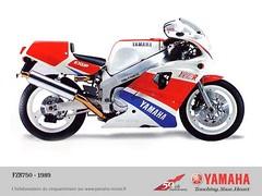 Yamaha FZR 750 R - OW 01 1989 - 1