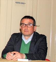 Cristantielli nel 2016, quando era assessore