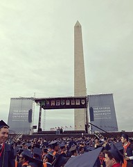 George Washington Commencement