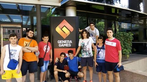Cooperativa Galarepair Colegio Antonio Gala premio al emprendimiento
