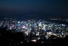 남산공원, Namsan Park, Seoul, South Korea