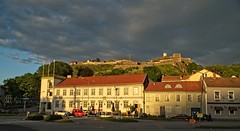 Late afternoon in Halden