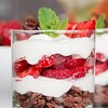 TODAY, SUNDAY, JUNE 25, 2017 IS ... Strawberry Parfait Day! ^sPm #sharpharmade #bearheartbottomsetc . Read more at http://bit.ly/2mojOws . #strawberryparfaitday #strawberryparfait #strawberry #colddrink #dessert #foodporn #follow #like #blog #buffer #tags