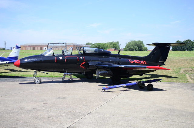 G-BZNT L-29 Delfin
