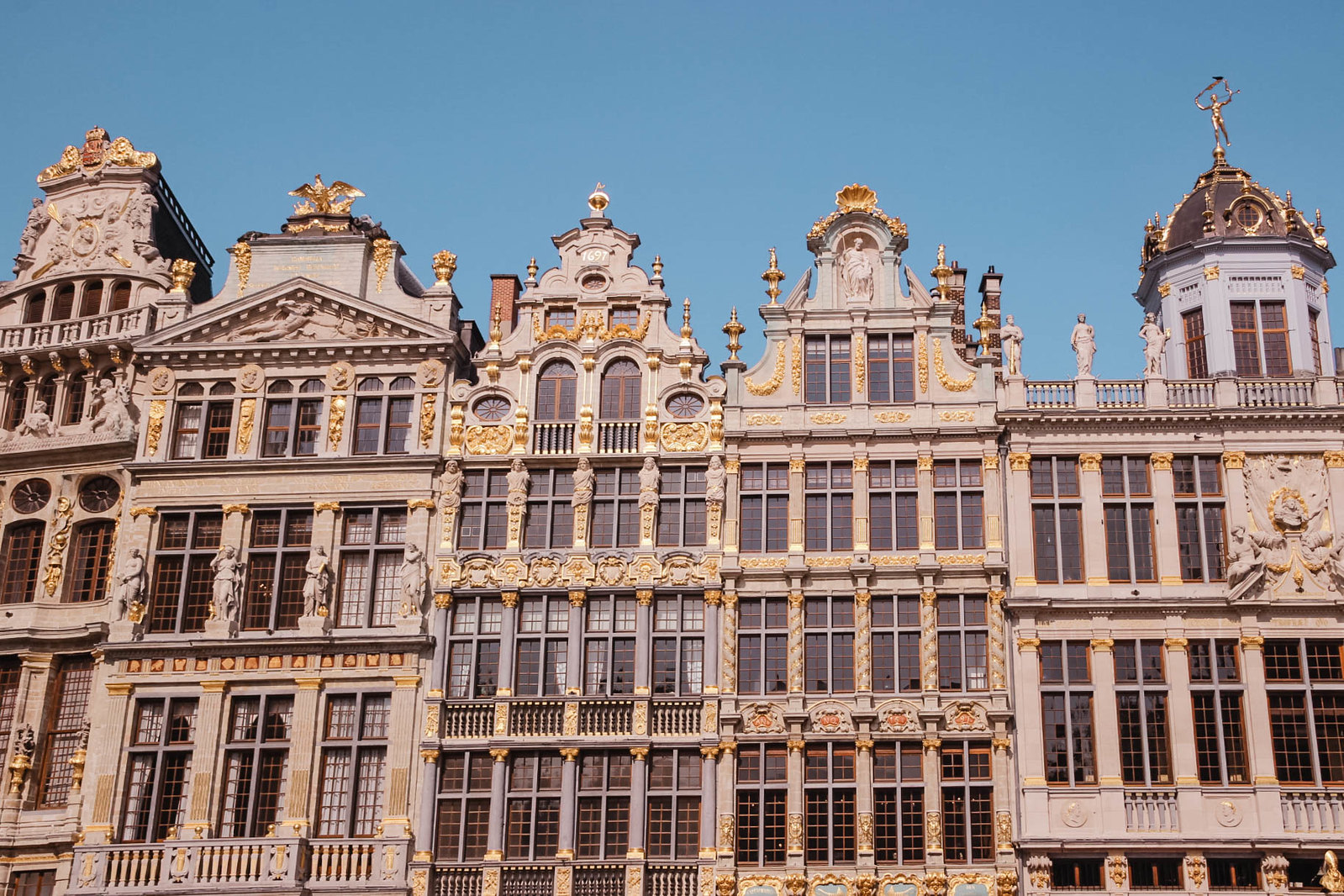 Brussels in 1 Day