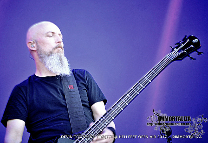 DEVIN TOWNSEND PROJECT @ HELLFEST OPEN AIR  CLISSON FRANCE 17 JUIN 2017 35633762381_cf17c04c79_c