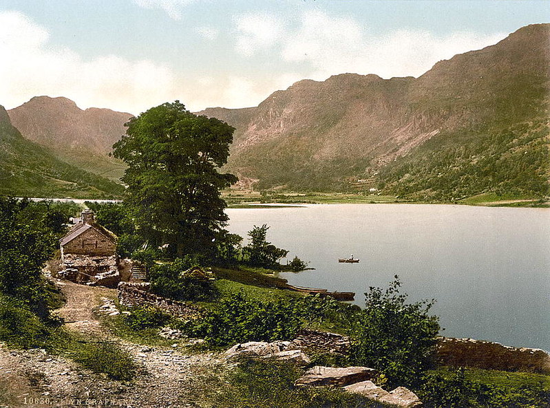 Lyn Crafnant, Trefriew