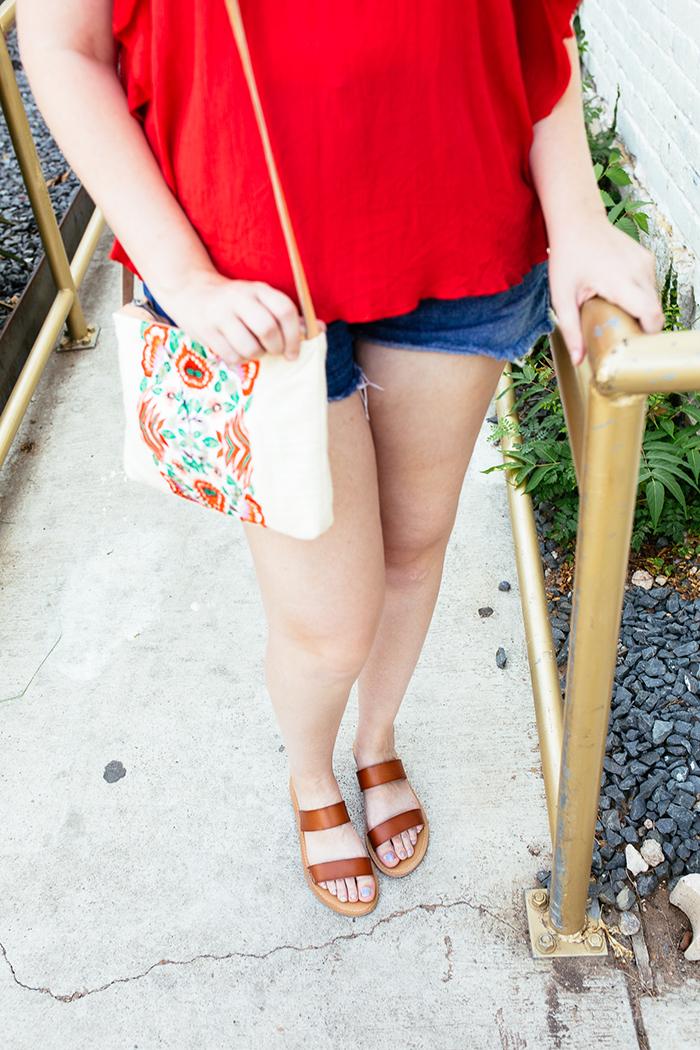 austin fashion blogger writes like a girl red tank top17