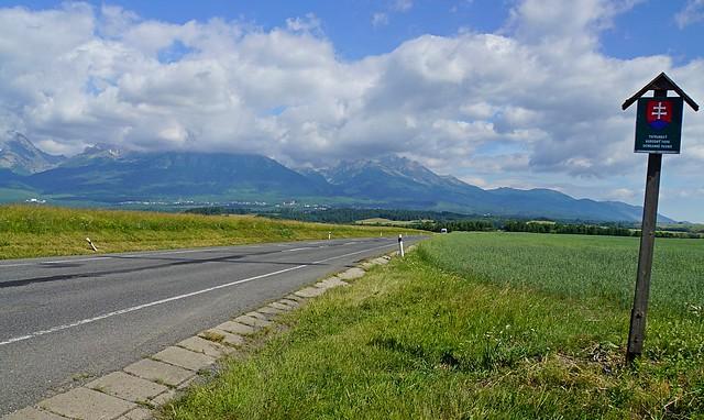 The High Tatras hidden, Sony ILCE-6000, Sony E 18-200mm F3.5-6.3 OSS LE