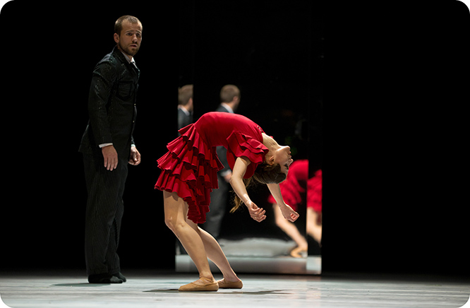 La Compañía Nacional de Danza trae al Batel una versión actualizada de 'Carmen'