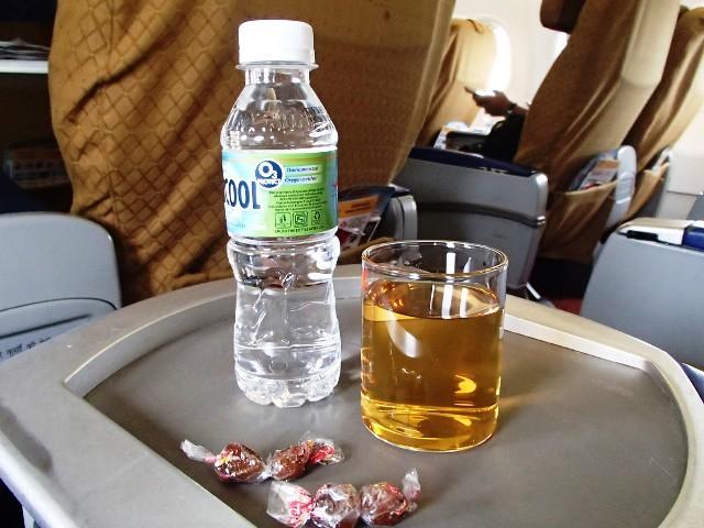 印度从班加罗尔向孟买AI604  商务舱的机内餐 - naniyuutorimannen - 您说什么!