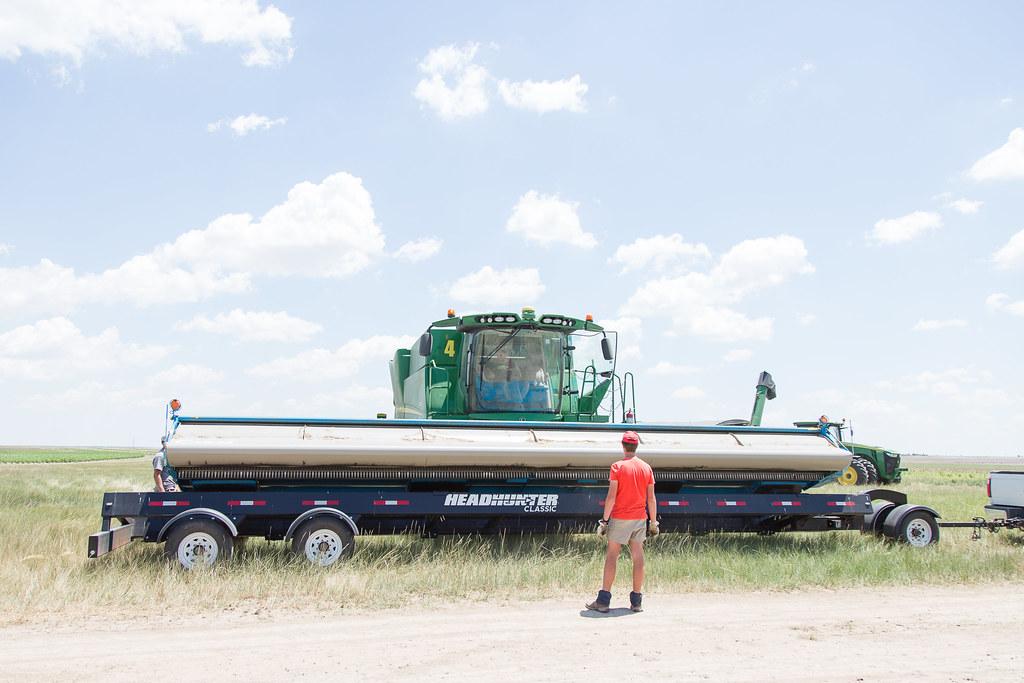 High Plains Harvesting 2017 (Laura)