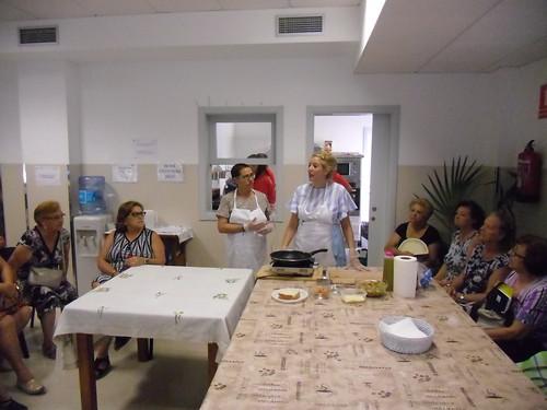 Actividades de Verano Activo en el Centro de Mayores de Los Montecillos