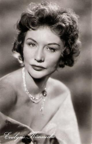 Evelyn Künneke in Meine Frau macht Musik (1958)