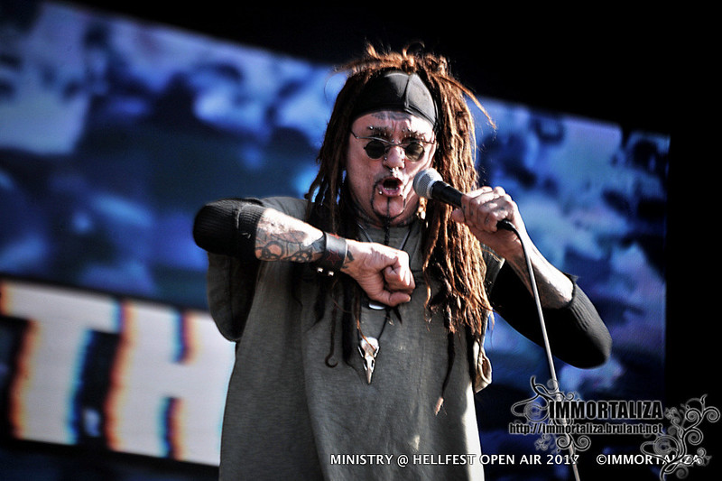 MINISTRY @ HELLFEST OPEN AIR  CLISSON FRANCE 16 JUIN 2017 35854122265_46bbf53377_c