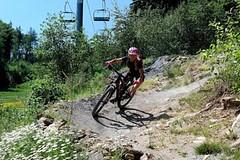 Bike SNOW tour: Monínec – letní sezona zahájena