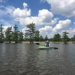 Hannah+on+Horseshoe+Lake