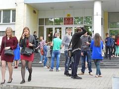 В Витебске 55 абитуриента не пришли на ЦТ по белорусскому языку