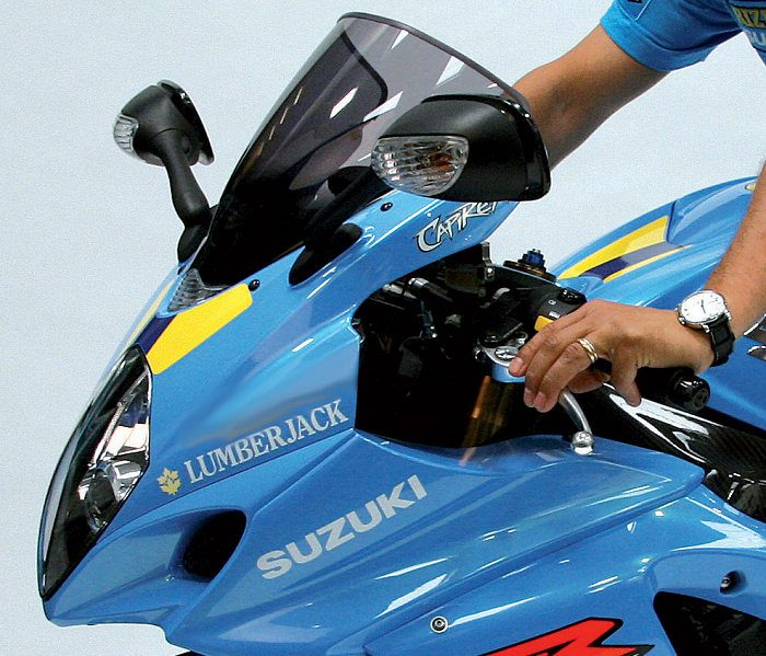 Suzuki 1000 GSX-R MOTOGP REPLICA 2008 - 1
