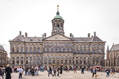 The Royal Palace | Amsterdam