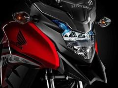 Honda CB 500 X 2017 - 9