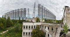 Duga Radar near Chernobyl