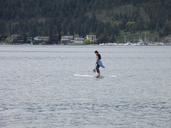 Stand Up Paddler