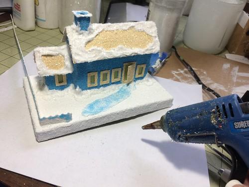 Putz house