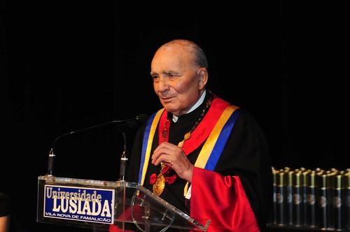 António Martins da Cruz fundador das Universidades Lusíada