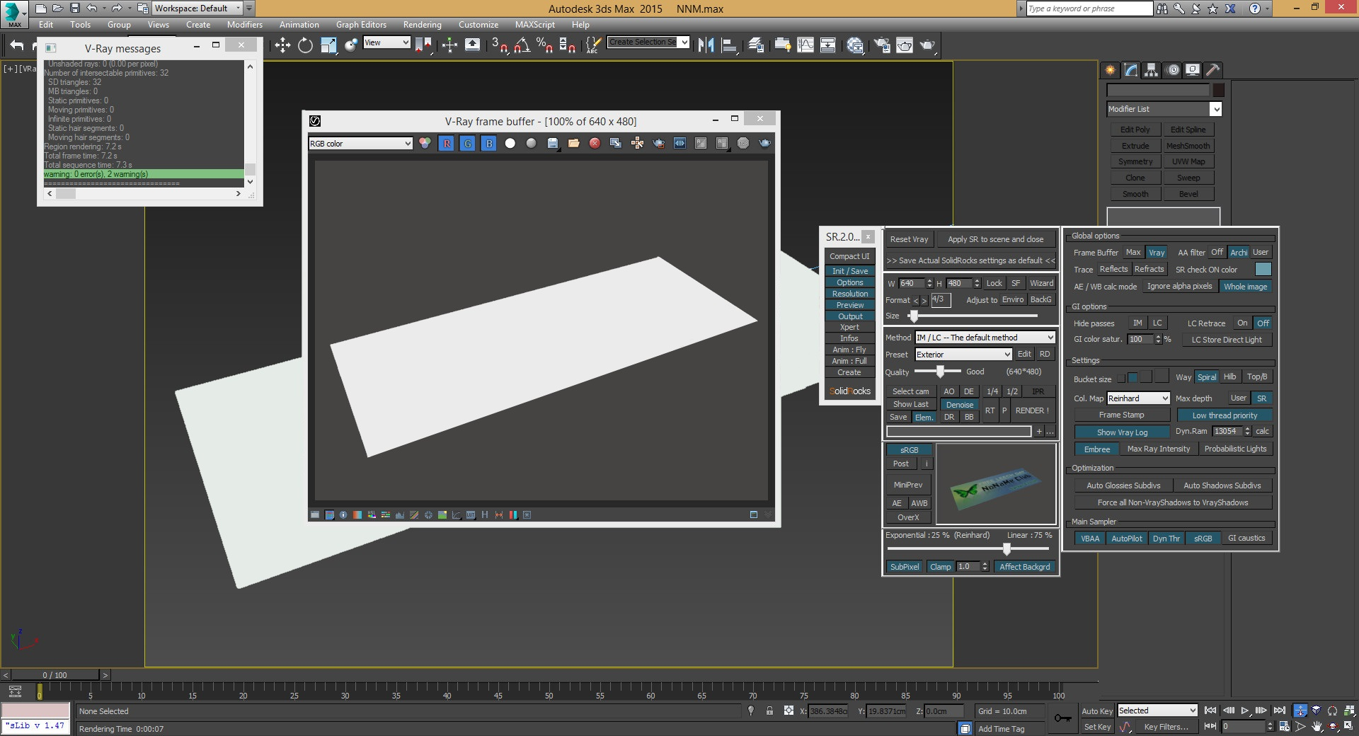 Working with V-Ray 3.40.03 for 3ds Max 2015-2017 full crack
