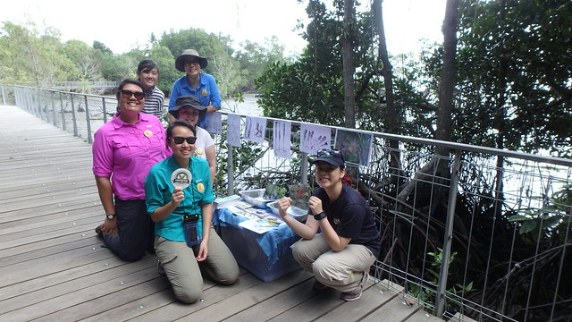 TeamSeagrass at Balik Chek Jawa for Pesta Ubin 2017