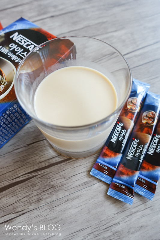 雀巢冰咖啡