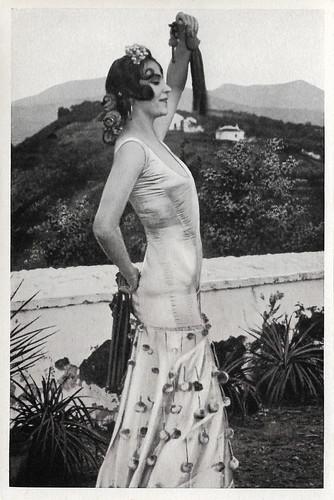 Asta Nielsen in Der Tod von Sevilla (1913)