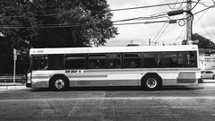 Prince George's County THE BUS Gillig Low Floor Advantage #63209