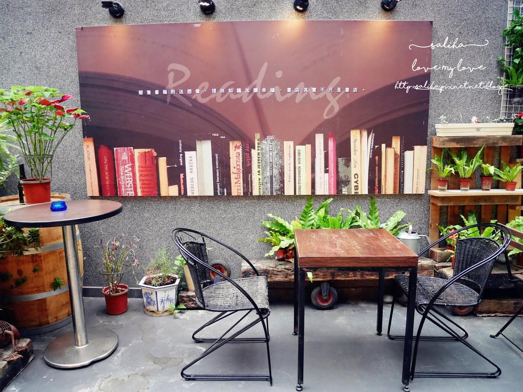 台北公館站不限時餐廳推薦瑪德蓮書店咖啡cafe madeleine (13)