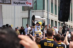 Another one for Crosby to raise the cup