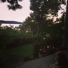 Waiting on the sunset. #myoldkentuckyhome, #summertrip