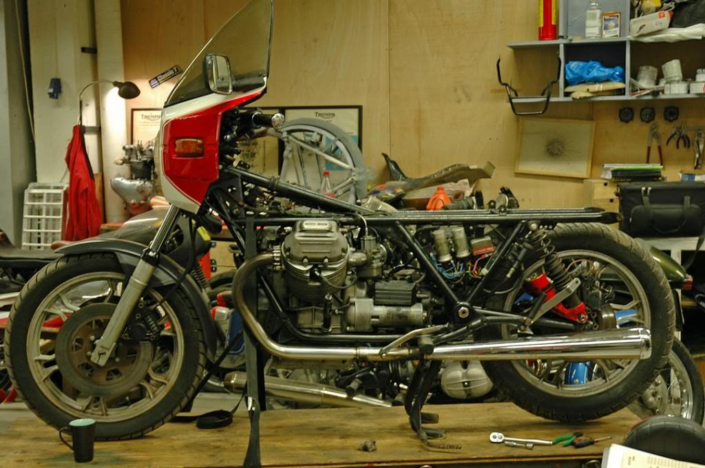 Moto Guzzi SP 1000 - 1983 - Page 2 35030915243_cf19335ae6_b